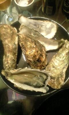 他の国から 牡蠣
