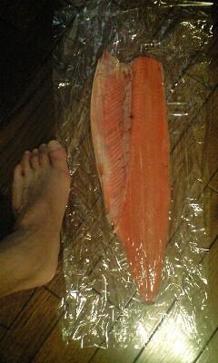 他の国から 鮭